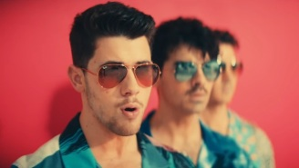 The Jonas Brothers Are Ready For Summer In The Video For Their Second Comeback Single, 'Cool'