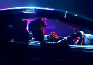 Juice WRLD's Fascination With PlayStation Racing Continues In His Neon-Washed 'Fast' Video