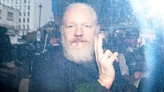Julian Assange Beard Comparisons Are Running Wild After He Was Dragged Out Of The Ecuadorian Embassy