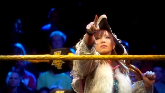 Watch Kairi Sane's Emotional Farewell To NXT And Her Best Friend