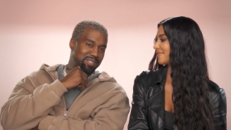 Kanye West Joked That Kim Kardashian Can Get Him Out Of His 'F*cked Up Deals' If She Becomes A Lawyer