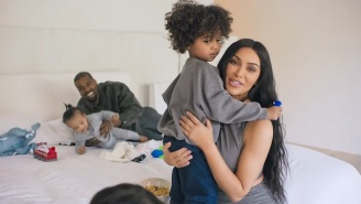 Kim Kardashian And Kanye West Gave A Tour Of Their Home For The 'Vogue' '73 Questions' Series