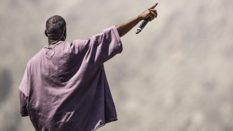 Kanye Streams His Easter Sunday 'Sunday Service' At Coachella And Gets Many Reactions On Twitter
