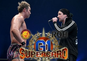 Everything You Need To Know About The ROH/NJPW G1 Supercard