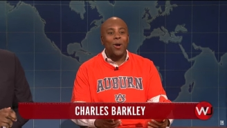 SNL Had Some Fun At Charles Barkley's Expense After Auburn Lost In The Final Four