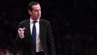 The Nets Are Reportedly Finalizing Extensions With Kenny Atkinson And The Coaching Staff