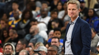 Steve Kerr Believes The Lakers 'Looked Like One Of The Best Teams In The West' On Christmas