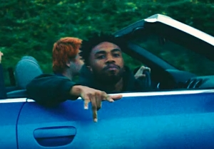 Kevin Abstract Goes For A Joyride With Brockhampton In His Introspective 'Peach' Video