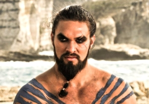 Jason Momoa's New Show Costs As Much Per Episode As 'Game Of Thrones' Did