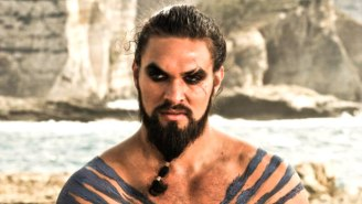 Jason Momoa Looks Wildly Different After Shaving His Beard To Say Goodbye To Khal Drogo
