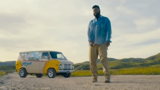 Khalid Hops In A Van And Has Some Adventures In His 'Free Spirit' Video