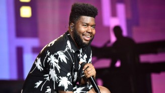 Khalid Is The First Artist To Simultaneously Have The Top 5 R&B Songs In The Country