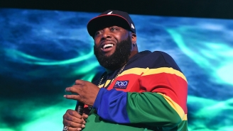 Killer Mike Implored Fans To Follow Nipsey Hussle's Example At A Memorial In Atlanta