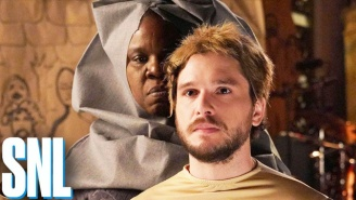 Leslie Jones Forces Kit Harington To Take Cersei's Walk Of Shame In His 'SNL' Promo