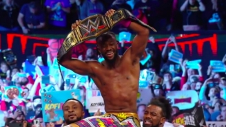 Kofi Kingston Is The New WWE Champion, Yes He Is
