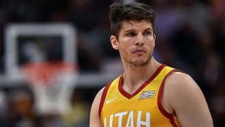 Report: Kyle Korver Chose To Sign With The Bucks Over The Sixers