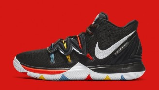 A 'Friends' Colorway Of The Nike Kyrie 5 Will Release Next Month