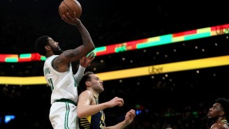 The Celtics Win Game 2 As Kyrie Goes Off And The Pacers Meltdown In The Fourth Quarter