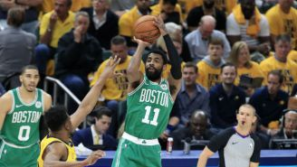 Jaylen Brown And Kyrie Irving Shut Down The Pacers To Give The Celtics A Commanding 3-0 Series Lead