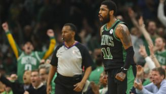 Kyrie Irving And The Celtics Forgot Their Mistakes In A Game 1 Win Over The Pacers
