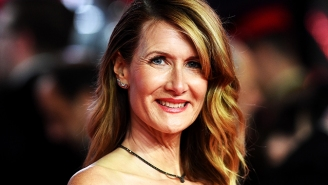 Laura Dern Talks With Us About Equal Pay Day And The Enduring Shirtless Jeff Goldblum Meme
