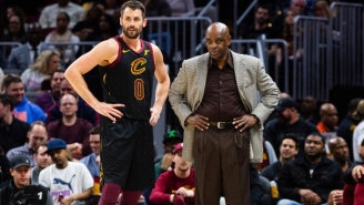 The Cavaliers Will Mutually Part Ways With Head Coach Larry Drew