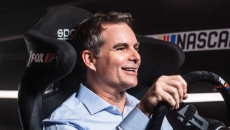 NASCAR Legend Jeff Gordon Can't Slow Down
