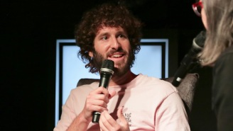 Lil Dicky Tried To Get Kanye On 'Earth' But Couldn't Because He Changed His Phone Number