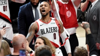 Damian Lillard Is Reportedly Expected To Sign A $196 Million Supermax Extension With Portland