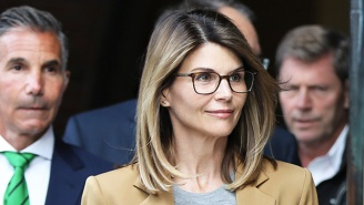 Lori Loughlin Reportedly Fears That Prosecutors Will Make An Example Of Her Because She's Famous