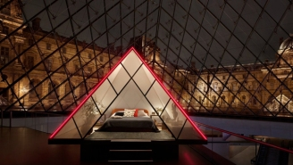 Sleep With The Mona Lisa By Winning This Airbnb Stay At The Louvre
