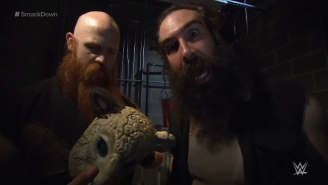 Luke Harper Has Requested His Release From WWE