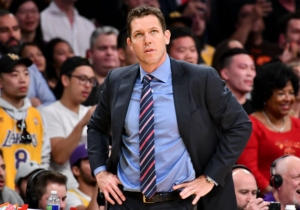 Luke Walton Has Reportedly Been Sued By Former Reporter Kelli Tennant For Alleged Sexual Battery