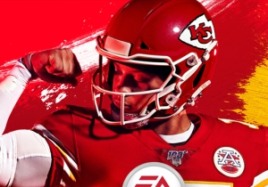 Patrick Mahomes Is Your 'Madden 20' Cover Athlete, And He's Hungry For More