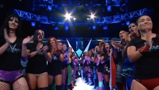 WWE Is Planning A Third Mae Young Classic Tournament
