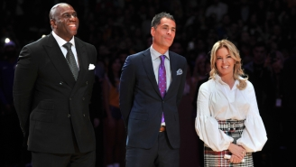 Magic Johnson Hadn't Told Jeanie Buss Most Of The Issues He Raised During His 'First Take' Interview