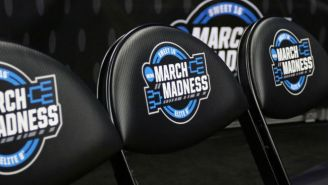 The NCAA Wants Players To Stop Taking March Madness Rugs From Locker Rooms