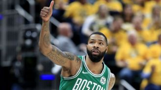 Marcus Morris Might Renege On His Agreement With The Spurs So He Can Join The Knicks