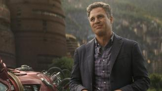 Mark Ruffalo Posted A Bizarre 'Avengers' Set Photo And Got Some Amusing Responses