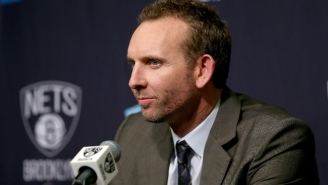 Nets GM Sean Marks Got Fined And Suspended For Entering The Referees Locker Room After Game 4