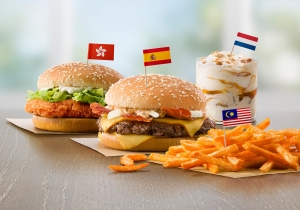 McDonald's Is Helping You Travel Your Palate (Sorta) With New International Menu Items