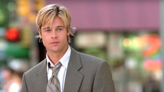 The Making Of That Viral 'Meet Joe Black' Scene With Brad Pitt Was Even Crazier Than It Looks