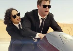 The New 'Men In Black International' Trailer Revives Tessa Thompson And Chris Hemsworth's Comedic Chemistry
