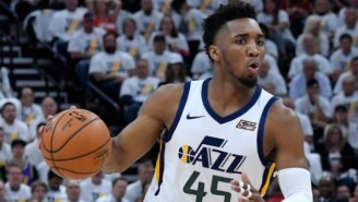 Donovan Mitchell's Big Fourth Quarter Helps The Jazz Avoid A Sweep With A Game 4 Win Over The Rockets