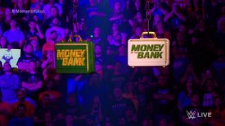 Raw Officially Announced Their Halves Of The Money In The Bank Ladder Matches