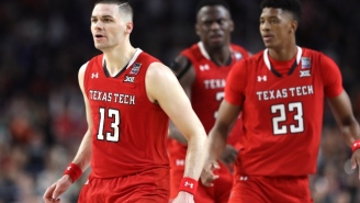 Texas Tech Dug Deep To Grind Out A Win Over Michigan State And Earn A Berth In The Title Game