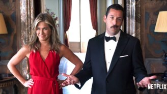 Adam Sandler And Jennifer Aniston Are Framed For Murder In Netflix's 'Murder Mystery' Trailer