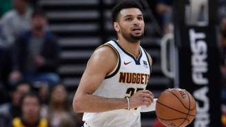 Jamal Murray Wore A Charles Barkley Shirt After Chuck Told Him 'You Don't Wear Your Own Stuff'