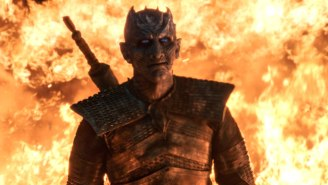 The Actor Who Played The Night King Approves Of His 'Game Of Thrones' Character's Fate