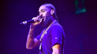 Blueface's Manager Wack 100, T.I., And Meek Mill Argue About Nipsey Hussle's Legend Status